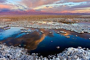 Salar de Atacama - Quelle: Wikipedia